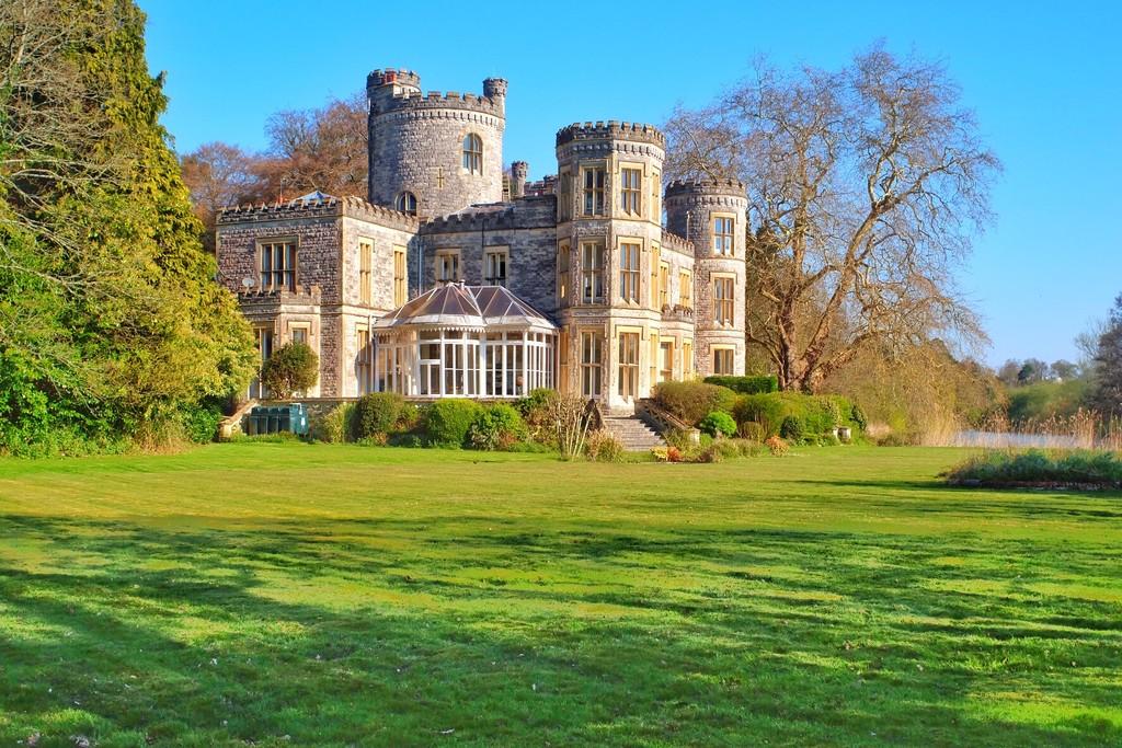 Avon Castle, Ringwood, Hampshire
