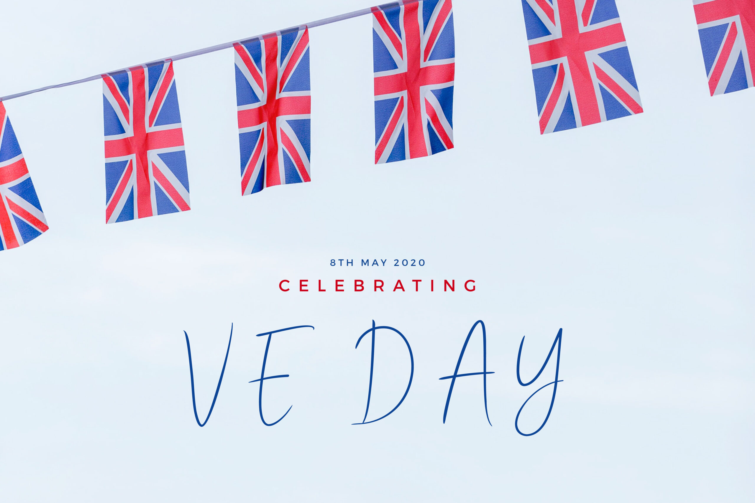 A Feelgood Friday special in Ringwood & the New Forest – VE Day Style