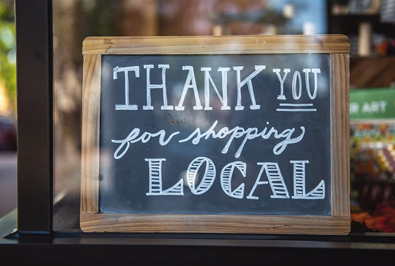 Four Reasons Why People inRingwood & the New ForestShould Support Small Businesses