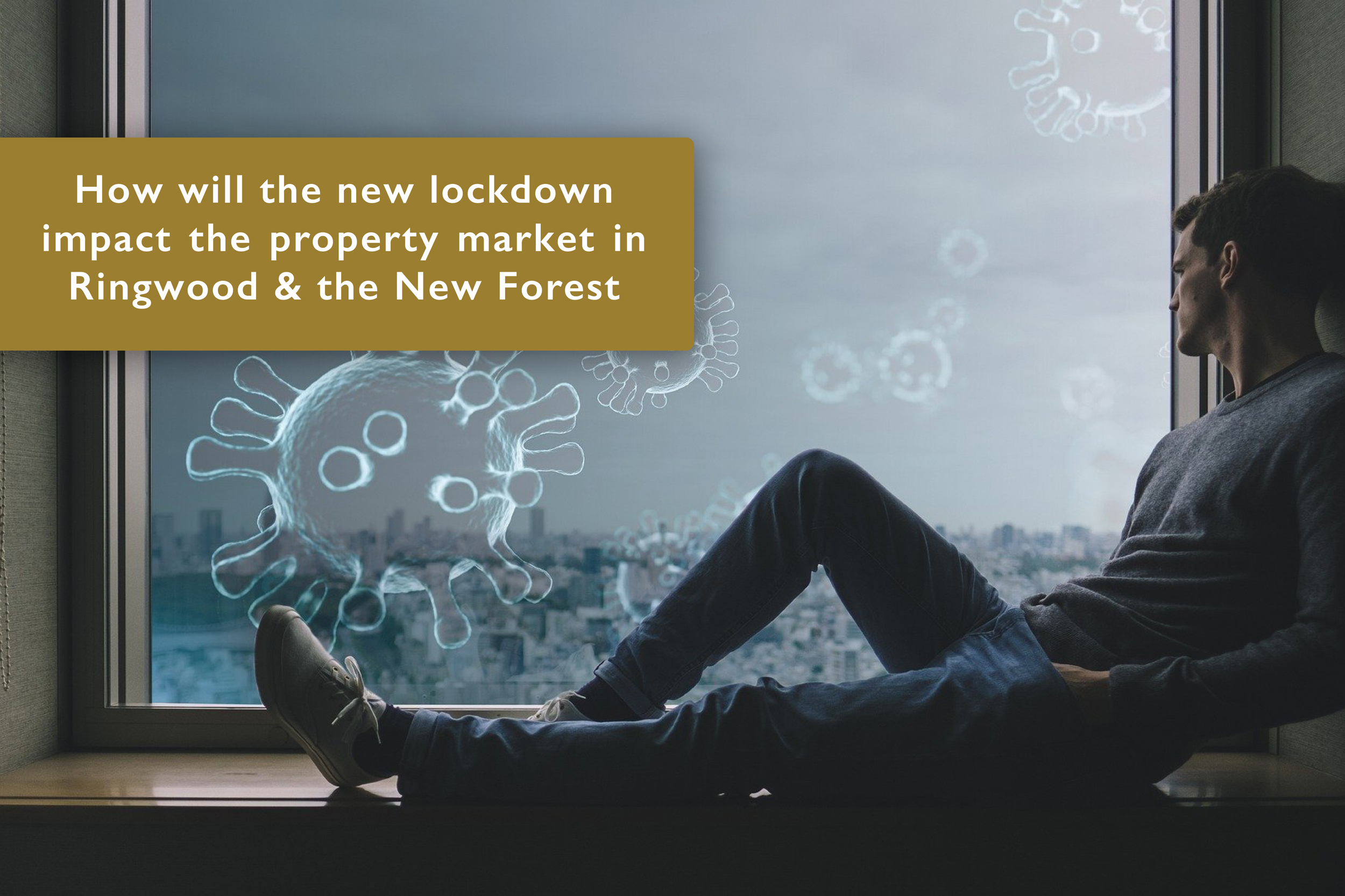 How will the new lockdown impact the property market in Ringwood & the New Forest