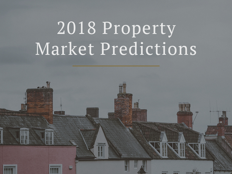 2018 predictions for the property market in Ringwood, St Leonards, St Ives, Ashley Heath, Burley and Fordingbridge